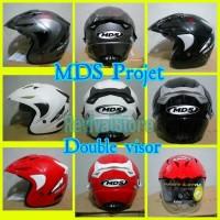 Helm MDS Projet 2 Double Visor