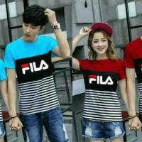 BAJU COUPLE FILA X