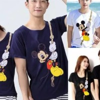 BAJU COUPLE MICKEY TALI