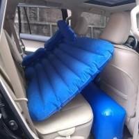 Kasur Mobil Matras Angin Travel Inflatable Smart Car Bed Pompa Listrik