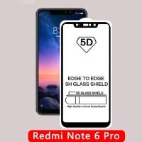 Tempered Glass 6D 5D 4D Xiaomi Redmi Note 6 pro 6 / 6a 4X|Mi 8 Lite