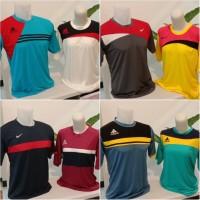 Baju Kaos Olahraga Jersey Bola Futsal Adidas Nike Murah Meriah