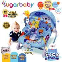 Sugar Baby - Bouncer 10 in 1 COCO & FRIENDS