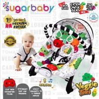 Sugar Baby - Bouncer 10 in 1 VEGGIE TALES