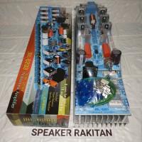 Kit Power Amplifier JBL-6293 min TR + Heatsink