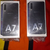 handphone samsung A7 2018 NEW SEGEL & BERGARANSI SEIN