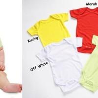Calix Jumper Baby Polos 0-7 Bulan Soft Cotton