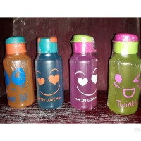 Botol minum anak 350ml Flip Top / Souvenir