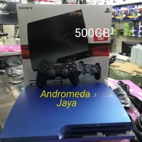 PS3 PS 3 SONY PLAYSTATION 3 SLIM OFW 500GB LIMITED