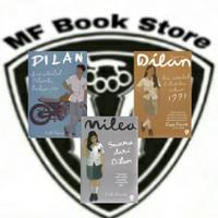 Paket 3 Novel Dilan 1990 , 1991 , Milea - Pidi Baiq
