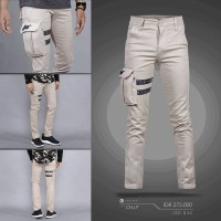 CARGO NINJA PANTS ONSTREET (KHAKI) / CELANA CARGO / PANTS /CHINO PANTS