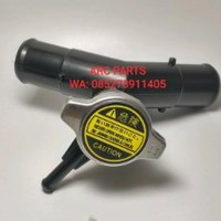 Pipa radiator filler pipa air by pass water new vios yaris aneka