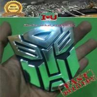 Emblem 3D Transformers Autobots aneka onderdil