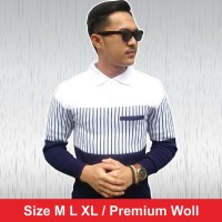 Sweater Hoodie Kardigan M L Xl Zico Navy Marun Baju Rajut Pakaian Pria