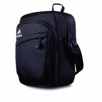 Eiger Shoulder Bag Basic Tas Selempang Pria - Black