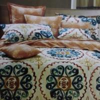 sprei rampel motif batik