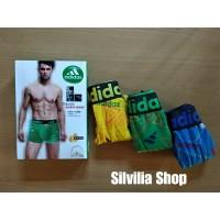 Men 's Underwear / Celana Dalam / Boxer Pria / Cowok / Laki 2