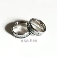 cincin titanium cincin couple single xk52