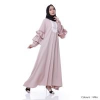 Gamis Wanita Original | Naresha Dress | Gamis Muslim Syari Original