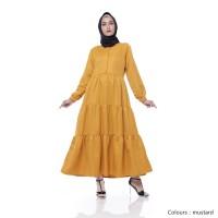 Baju Gamis Wanita | Alana Maxi Dress | Gamis Syari Muslim