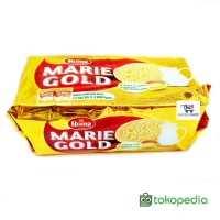 Biskuit Roma Kue Marie Gold (isi 10 pack)