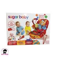 SUGAR BABY Bouncer Bear & Friends Kursi Bayi - BCR30004