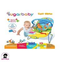 SUGAR BABY Bouncer Fun Dino Kursi Bayi - BCR30005