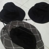 Topi Rimba / Topi Gunung / Topi pancing