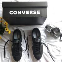 Converse star player OX black