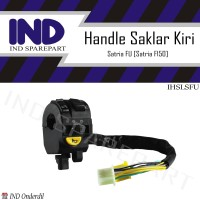Handle-Handel-Holder-Tombol Switch-Saklar-Kiri Starter Satria FU-F150