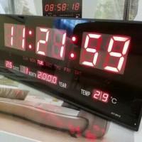 Jam Dinding Digital LED 3615 Termurah