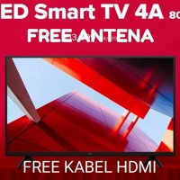 XIAOMI Mi LED 4A ANDROID SMART TV 32 ( 32 Inch 4A ) FREE ANTENA/KABEL