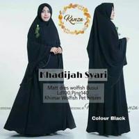 Khadijah syari-gamis syari-fashion wanita