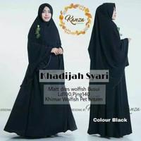Khadijah syari/gamis syari/fashion wanita
