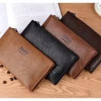 Clutch Bag JEEP kulit pria / handbag pria