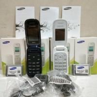 Handphone Samsung Lipat Caramel Gt-E1272 Dual Sim Grade A