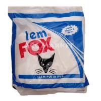 Lem Fox Putih PVAC Kayu Plamir Sachet White Latex Glue Wegabond
