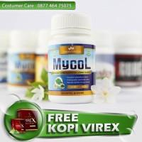 MyCol Obat Herbal BPOM Untuk Kolesterol Tinggi