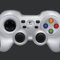 Logitech F710 Wireless 2.4Ghz | Gamepad Joystick Stik Gaming