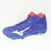 Sepatu Volley Mizuno Wave Lightning Z5 Mid Pantone Reflex Original