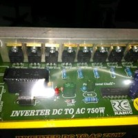 Promo Kit Power Inverter 750 Watt DC to AC Limited
