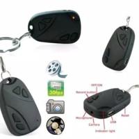 Spy Cam Remote Mobil Camera Gantungan Car Key Kamera Pengintai Kunci