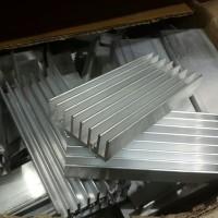 Plat Heatsink Aluminium 14,5cm x 6cm x 2cm tebal 3mm
