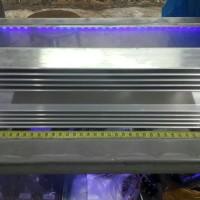 Plat Heatsink Aluminium 30cm x 11cm x 4cm tebal 4mm