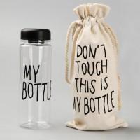My bottle/infused water/botol minum bahan plastik tritan