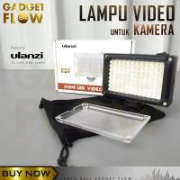 Lampu Video Light LED VLOG 96 LED Kamera DSLR Smartphone - Ulanzi