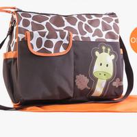 Tas perlengkapan bayi Travelling bag bayi import.