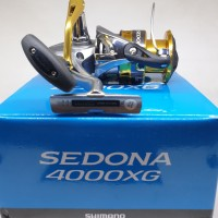 REEL SPINNING SHIMANO SEDONA 4000XG reel SHIMANO REEL PANCING