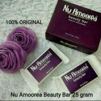 Nu Amoorea - Beauty Bar 25 Gr Original - Sabun Pemutih Kulit Wajah