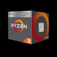 Spesial AMD AM4 Raven Ridge Ryzen 3 2200G 3 5 Ghz Box